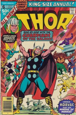 Thor # 6 Issues V1 Annuals (1966 - 2009)