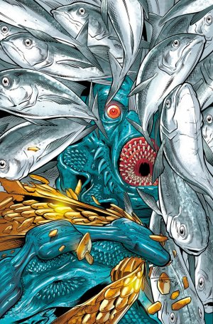Aquaman # 34 Issues V7 (2011 - 2016) - The New 52