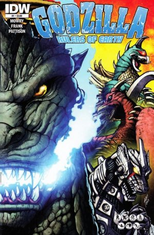 Godzilla - Rulers of Earth édition Issues (2013 -2015)