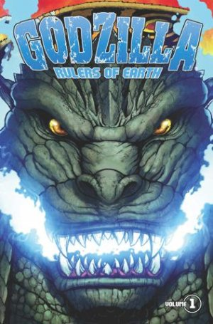 Godzilla - Rulers of Earth édition TPB softcover (souple)