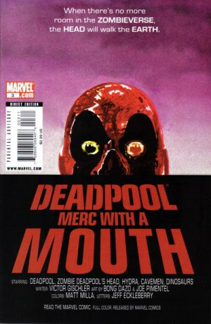 Deadpool - Mercenaire Provocateur # 3 Issues (2009 - 2010)