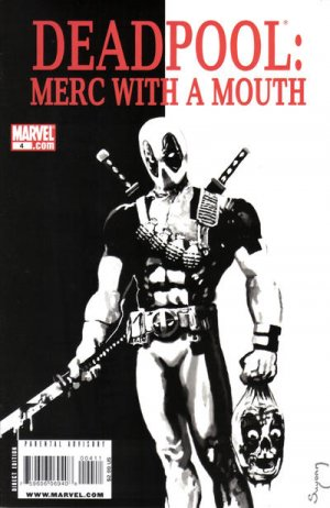 Deadpool - Mercenaire Provocateur # 4 Issues (2009 - 2010)
