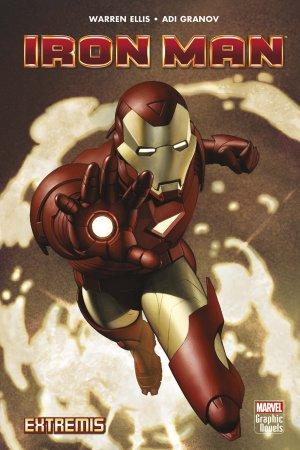 Iron Man - Extremis édition TPB Hardcover (cartonnée)