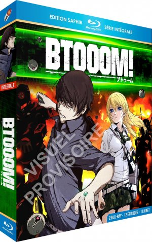 Btooom ! édition Saphir