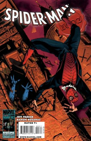 Spider-man 1602 # 3 Issues