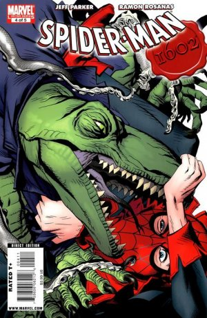 Spider-man 1602 # 4 Issues