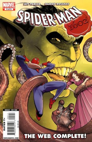 Spider-man 1602 # 5 Issues