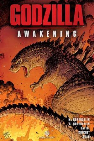Godzilla - Awakening édition TPB hardcover (cartonnée)