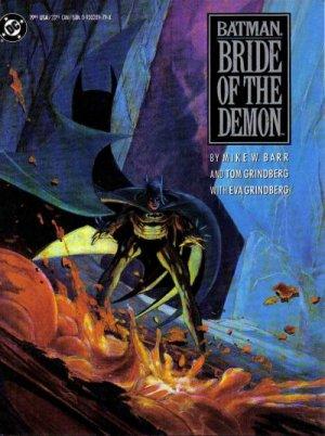 Batman - Bride of the Demon édition TPB hardcover (cartonnée)
