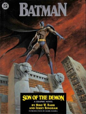 Batman - Fils du Démon # 1 TPB hardcover (cartonnée)
