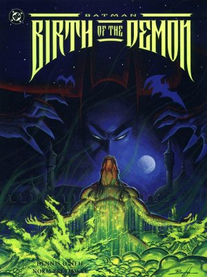 Batman - Birth of the Demon # 1 TPB hardcover (cartonnée)
