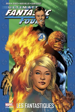 Ultimate Fantastic Four édition TPB Hardcover (2014 - 2015)
