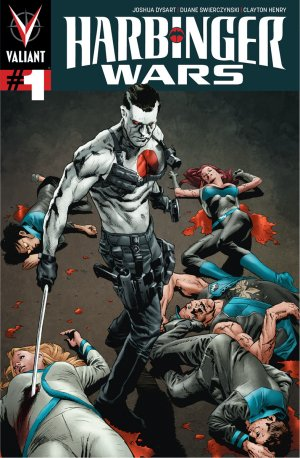 Harbinger Wars édition Issues