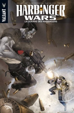 Harbinger Wars édition TPB softcover (souple)