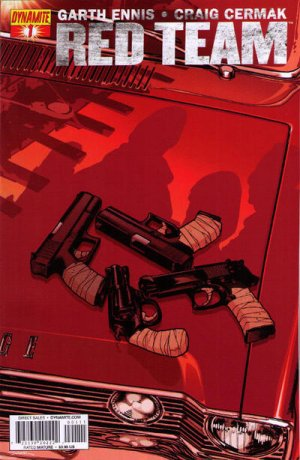 Red Team # 1 Issues (2013 - 2014)