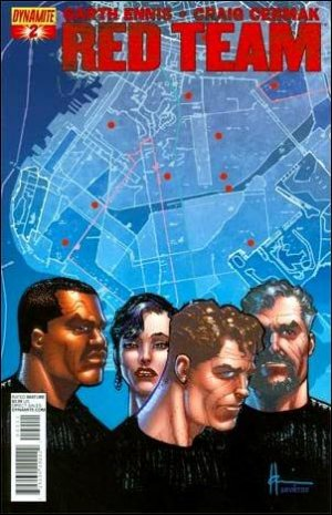 Red Team # 2 Issues (2013 - 2014)