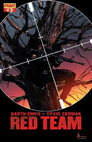 Red Team # 6 Issues (2013 - 2014)