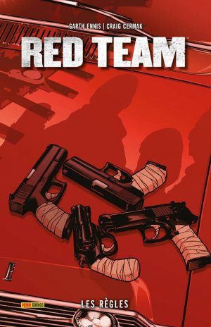 Red Team édition TPB softcover (souple)