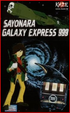 adieu galaxy express 999 édition Simple