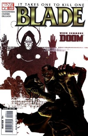 Blade # 2 Issues V4 (2006 - 2007)