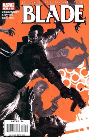 Blade # 6 Issues V4 (2006 - 2007)