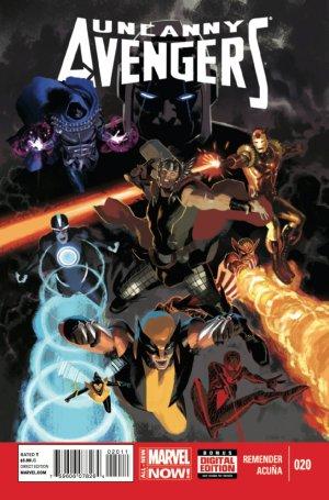 Uncanny Avengers # 20 Issues V1 (2012 - 2014)