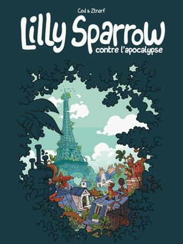 Lilly Sparrow édition simple