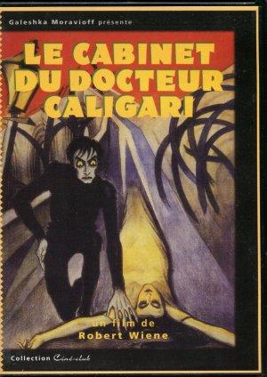 Le Cabinet du docteur Caligari édition Simple