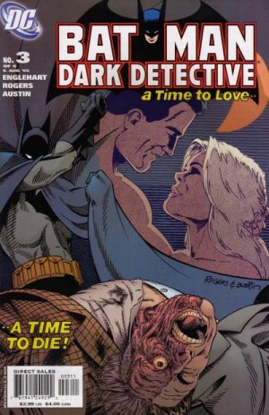 Batman - Dark Detective # 3 Issues