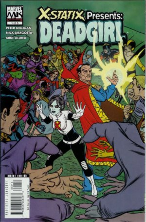X-Statix Presents : Dead Girl édition Issues