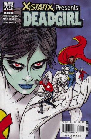 X-Statix Presents : Dead Girl 2