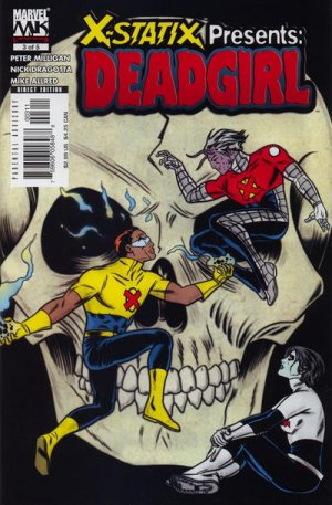 X-Statix Presents : Dead Girl 3