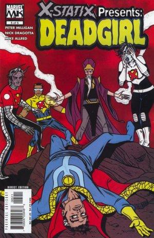 X-Statix Presents : Dead Girl 5