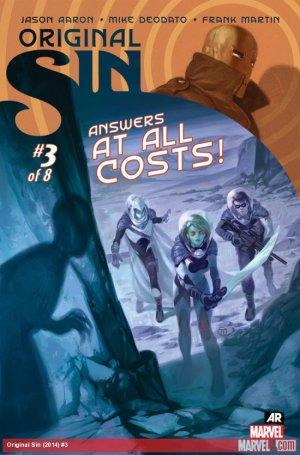 Original Sin # 3 Issues (2014)