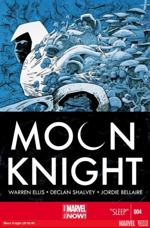 Moon Knight # 4 Issues V7 (2014 - 2015)