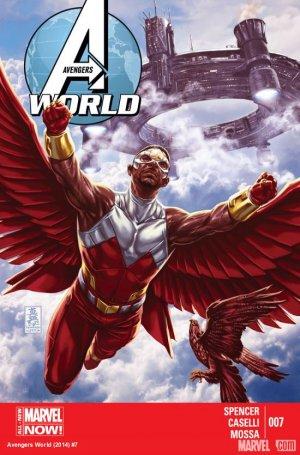 Avengers World # 7 Issues (2014 - 2015)