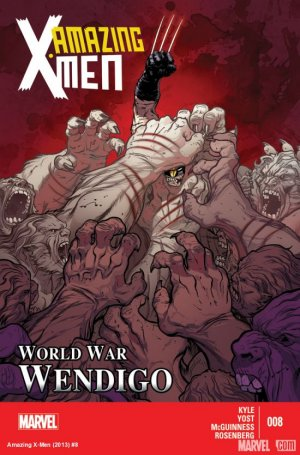 Amazing X-Men # 8 Issues V2 (2013 - 2015)