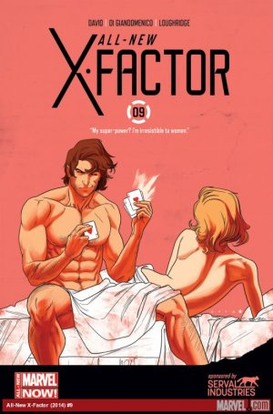 All-New X-Factor 9