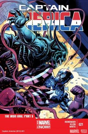 Captain America # 21 Issues V7 (2012 - 2014)