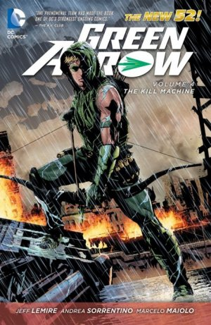 Green Arrow # 4 TPB softcover (souple) - Issues V5