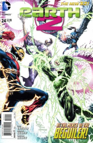 Earth Two # 24 Issues V1 (2012 - 2015)
