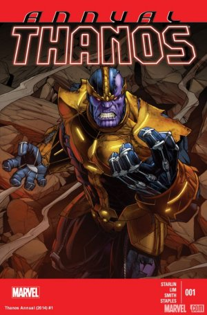 Thanos # 1 Issues V1 - Annual (2014)