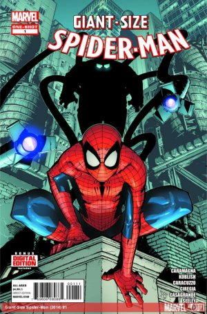 Giant-Size Spider-Man édition Issues V3 (2014)