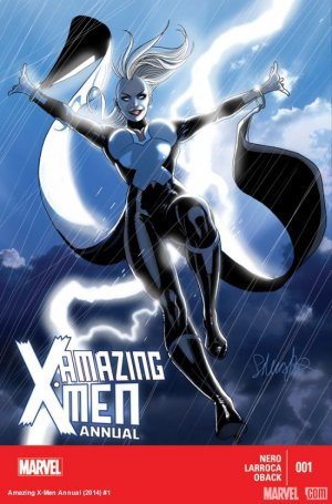 Amazing X-Men édition Issues V2 - Annual (2014)