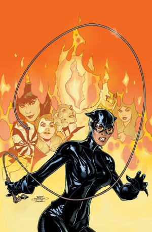 Catwoman 32