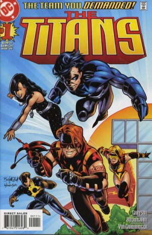 Titans (DC Comics) édition Issues V1 (1999 - 2003)