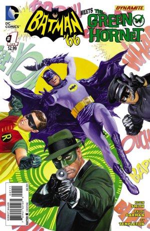 Batman '66 meets Green Hornet édition Issues