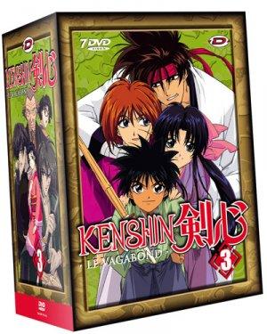 Kenshin le Vagabond - Saison 3 édition INTEGRALE