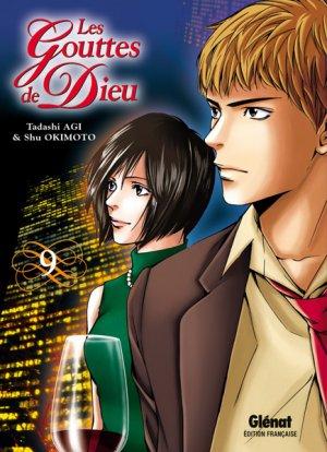 couverture, jaquette Les Gouttes de Dieu 9  (Glénat Manga)