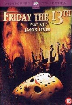Vendredi 13 - Chapitre 6 : Jason le mort vivant édition Simple